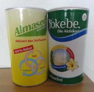 Almased und Yokebe
