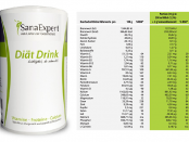 SanaExpert Diät Drink zum Abnehmen