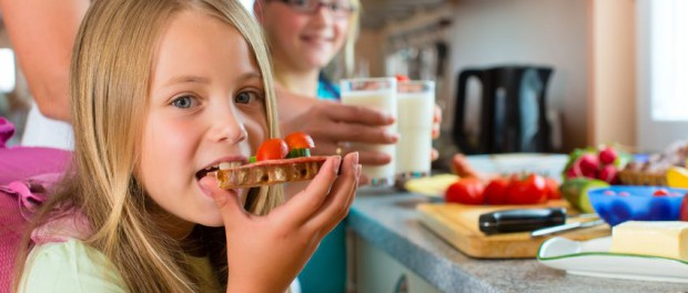 Formula Diäten im Alltag – Shaken, wenn Kinder im Haushalt leben? Die Vorbildfunktion