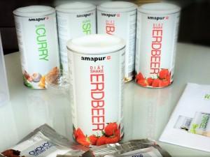Die amapur Mix Diät – Vielfalt macht das Abnehmen leichter